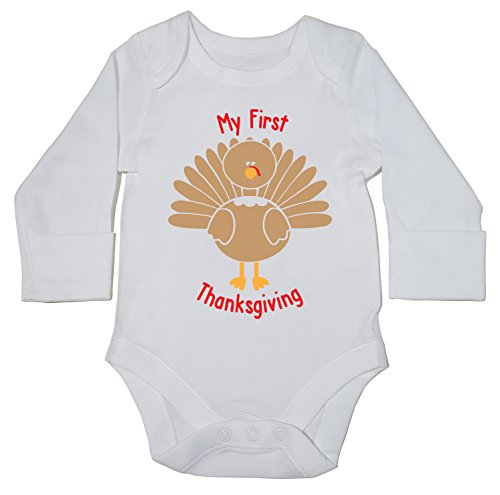 hippowarehouse-my-first-thanksgiving-baby-bodysuit-long-sleeve-boys-girls