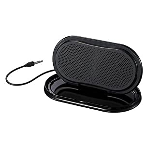 Sony SRS-TP1 Portable Speakers - Black