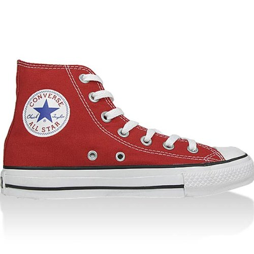 Converse Chuck Taylor All Star Hi Shoe - Men's Red, 10.5