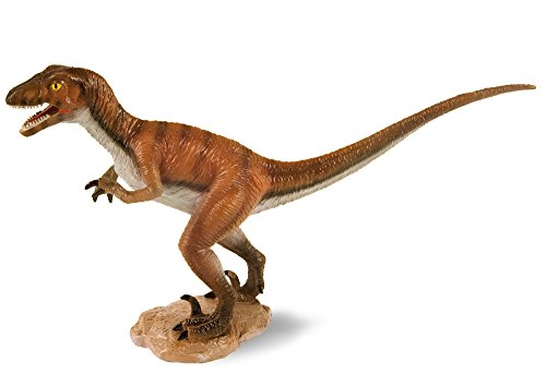 Geoworld Jurassic Hunters Deinonychus Model - 1