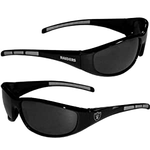 Siskiyou Oakland Raiders Sunglasses by Brookstone