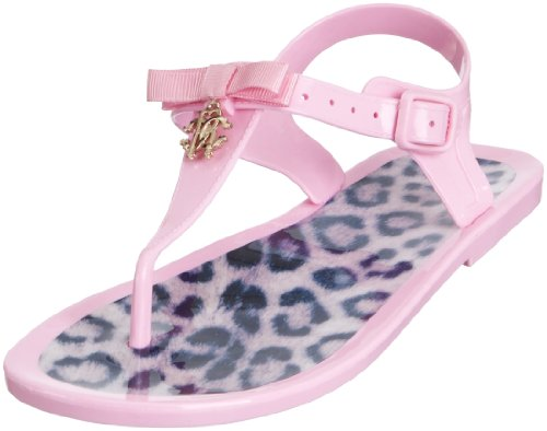 Roberto Cavalli Kids Jelly Flip and Thong Sandal