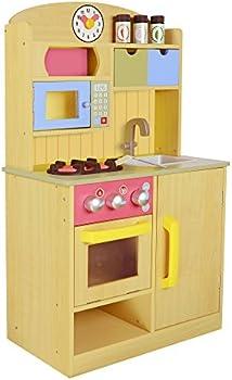 Teamson Kids Little Chef Play Kitchen