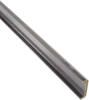 Fiberglass U-Channel, Standard Tolerance, Inch, Equal Leg Length