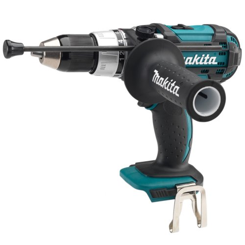 Bare-Tool Makita BHP454Z 18-Volt LXT Lithium-Ion Cordless 1/2-Inch Hammer Driver-Drill (Tool Only, No Battery)
