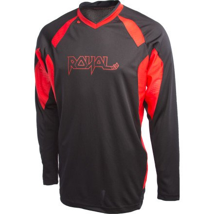 Buy Low Price Royal Racing Turbulence Bike Jersey – Long-Sleeve – Men's (B00717G0RM)