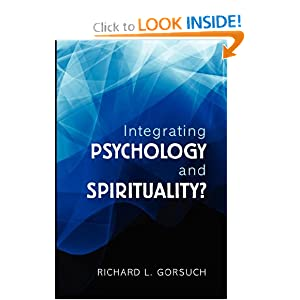 Amazon.com: Integrating Psychology and Spirituality ...