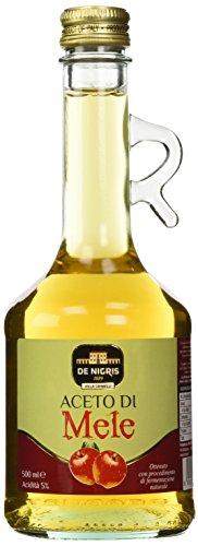 De Nigris - Aceto di Mele, Fermentazione Naturale, 500 ml