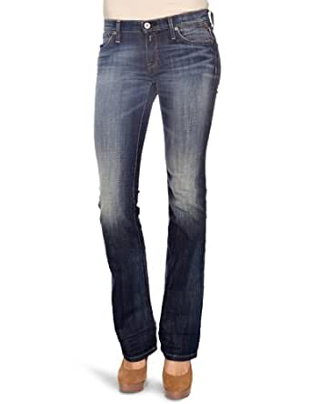 Replay - Radell - Jeans bootcut - Femme - Bleu (Stone Washed - Jean) - W26/L32