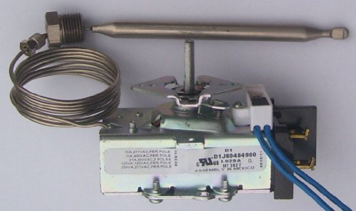 Thermostat , 30A 277Vac 203F Max, L029A. Steam Table,Buffet Tables,Other Temperatue Control front-447038