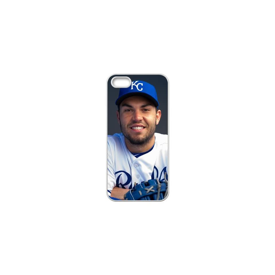 MLB Kansas City Royals Team Logo High Quality Inspired Design TPU Protective cover For Iphone 5 5s iphone5 NY449 Cell Phones & Accessories