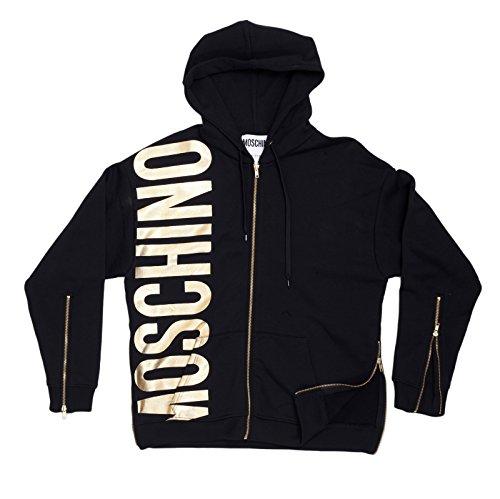 moschino-black-zip-front-sweatshirt-with-gold-logo-mosm4815
