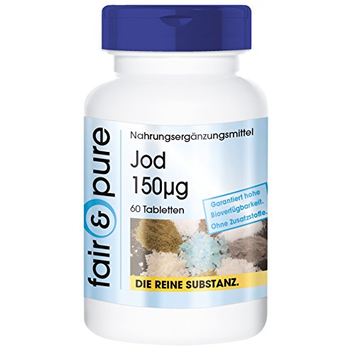 iodine-150ug-from-potassium-iodide-in-pure-form-no-additives-or-excipients-60-vegetarian-tablets