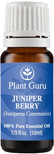 Juniper Berry Essential Oil. 10 ml. 100% Pure, Undiluted, Therapeutic Grade.