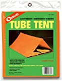 Coughlans Tube Tent: Lightweight Emergency Shelter, 8-Foot Length