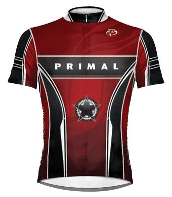 Image of Primal Wear T-11 Cycling jersey Men's (B004G279P2)