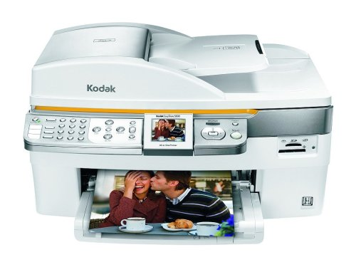Kodak EasyShare 5500 All-in-One Printer Print, Copy, Scan, and Fax (1600105)