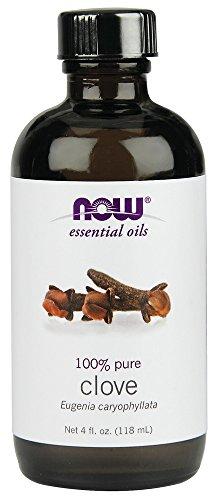 NOW Foods Clove Oil, 4 ounce
