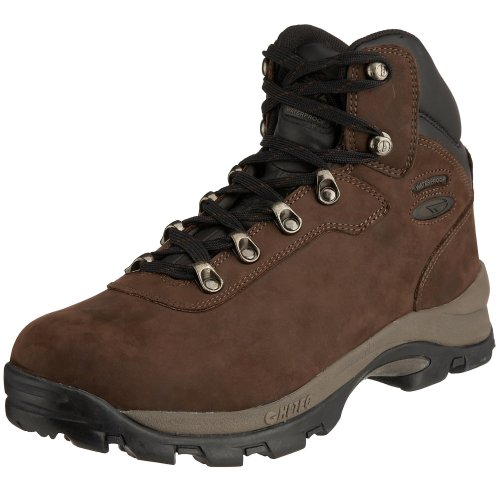 Hi-Tec Men's Altitude IV Waterproof Hiking Boot Dark Chocolate 01727-M77 9 UK