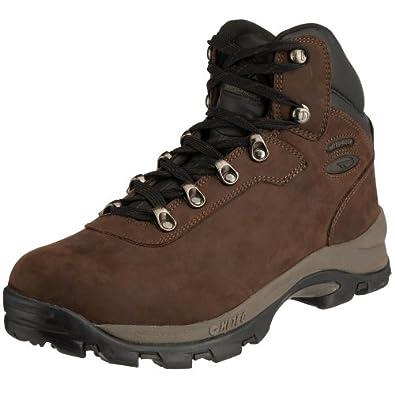 Hi-Tec Altitude VI Waterproof, Men's Hiking Boots, Dark Chocolate, 7 UK
