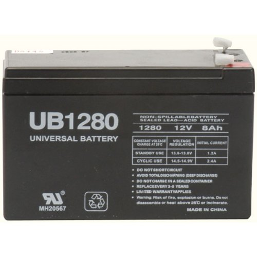 12V 8Ah SLA Battery Replacement for Dexton Lamborghini Murcielago LP670-4 пазл 3d 37 элементов happy well lamborghini murcielago lp 670 4 57092