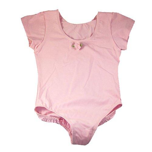 Reflectionz Toddler Girl 2T Pink Ballet Dance Gymnastics Leotard