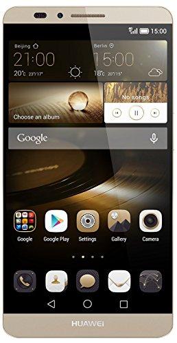 Huawei Ascend Mate 7 Smartphone, Memoria 32GB, 3GB RAM, DualSIM LTE, colore: Oro