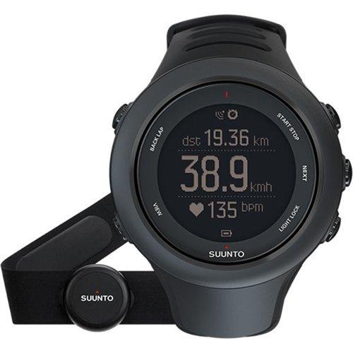 Suunto Ambit3 Sport GPS Sapphire Heart Rate Monitor Sapphire, One Size - Men's