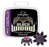 Softspikes Black Widow Golf Spikes - Q Fit
