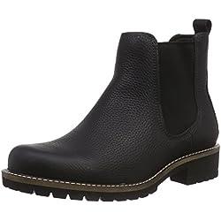 Ecco ECCO ELAINE, Damen Chelsea Boots, Schwarz (Black), 39 EU (6 Damen UK)