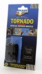 Tornado 2000 Plastic Whistle - size One Size