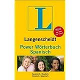 """Langenscheidt Power W�rterbuch Spanisch: Spanisch-Deutsch/Deutsch-Spanisch (Diccionario)von """"Langenscheidt-Redaktion"""""""