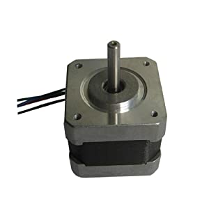 Control Motor System Part of 42 Step 0.36N.M Two-Phase Hybrid Stepper Motor from NITBUY