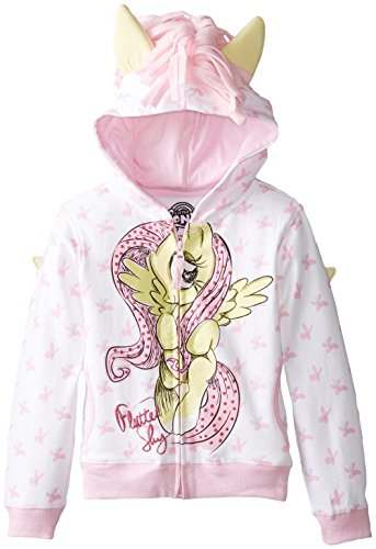 FREEZE Little Girls' My Little Pony Fluttershy Hoodie