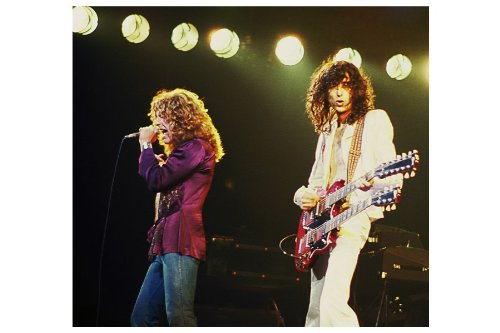 Led Zeppelin Print 8.5X11 014