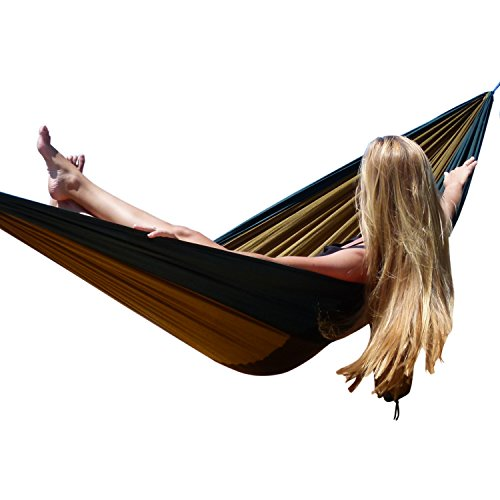FLASH-SALE-Travel-Hammock-FREE-Tree-Straps-Top-Rated-Parachute-Hammocks-for-Camping-Hiking-Backpacking-Compact-Portable-and-Lightweight-for-your-Adventure-Experience-the-Guarantee-Today