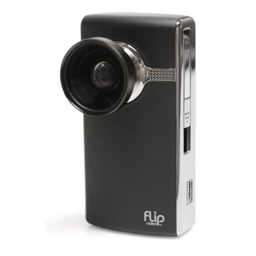 Christmas Bower VLMWF 0.45x Wide Angle Magnetic Lens for Flip Cameras (Black) Deals
