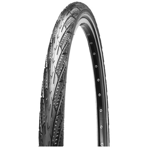 Maxxis Overdrive Hybrid Bike Tire (Wire Beaded 70a, 26x1.75) (26 Commuter Tire compare prices)
