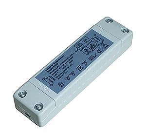 12Volt | Elektronischer Halogentrafo | Transformator | 20 - 60 Watt Leistung | Für Halogenleuchtmittel