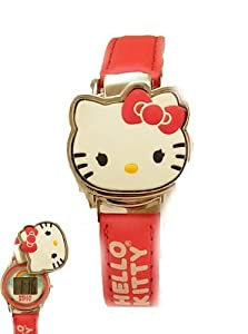 Hello Kitty Kid's Watch By Sanrio- Cute Kitty Face