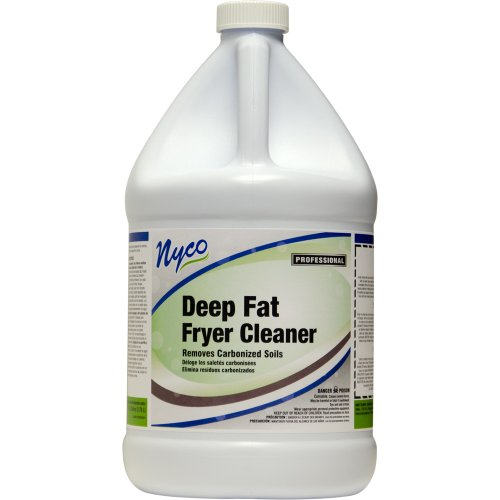 Nyco Products Nl200-G4 Deep Fat Fryer Cleaner, 1-Gallon Bottle (Case Of 4) front-407164