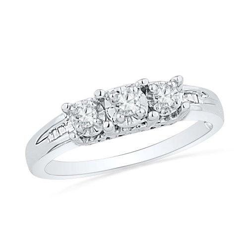 Diamond Rings under $100 Dollars InfoBarrel