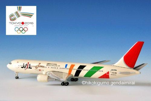 1/500 B767-300 JAL オリンピック招致特別塗装 1:500 (BJE2067)