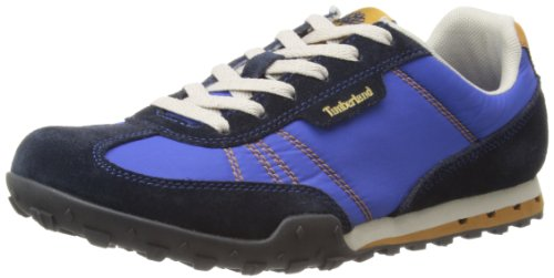 Timberland Mens EK Greeley F/L Low-Top C5720A Blue 7 UK, 41 EU
