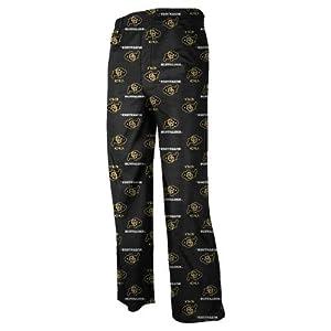 Buy Colorado Buffaloes Youth NCAA Printed Logo Pajama Pants by OuterStuff