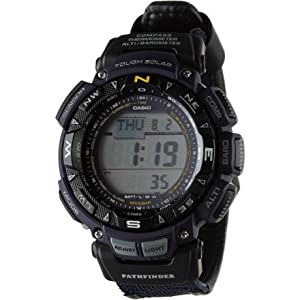 Casio Men's Pathfinder Titanium Watch