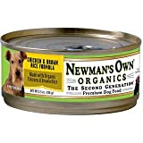 Newm Dog Chk/Brrce 24/5.5Oz by Newman