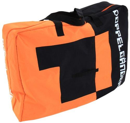 DOPPELGANGER(ドッペルギャンガー) 輪行キャリングバッグ DB-4 折りたたみ自転車16インチ~20インチ対応 [自転車取り付け用ベルクロテープ付き A4サイズ収納]