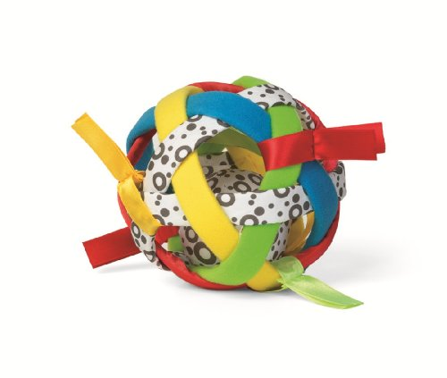 Manhattan Toy Bababall Rattle