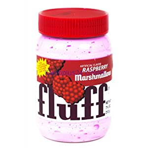 Raspberry Marshmallow Fluff - 7.5 oz